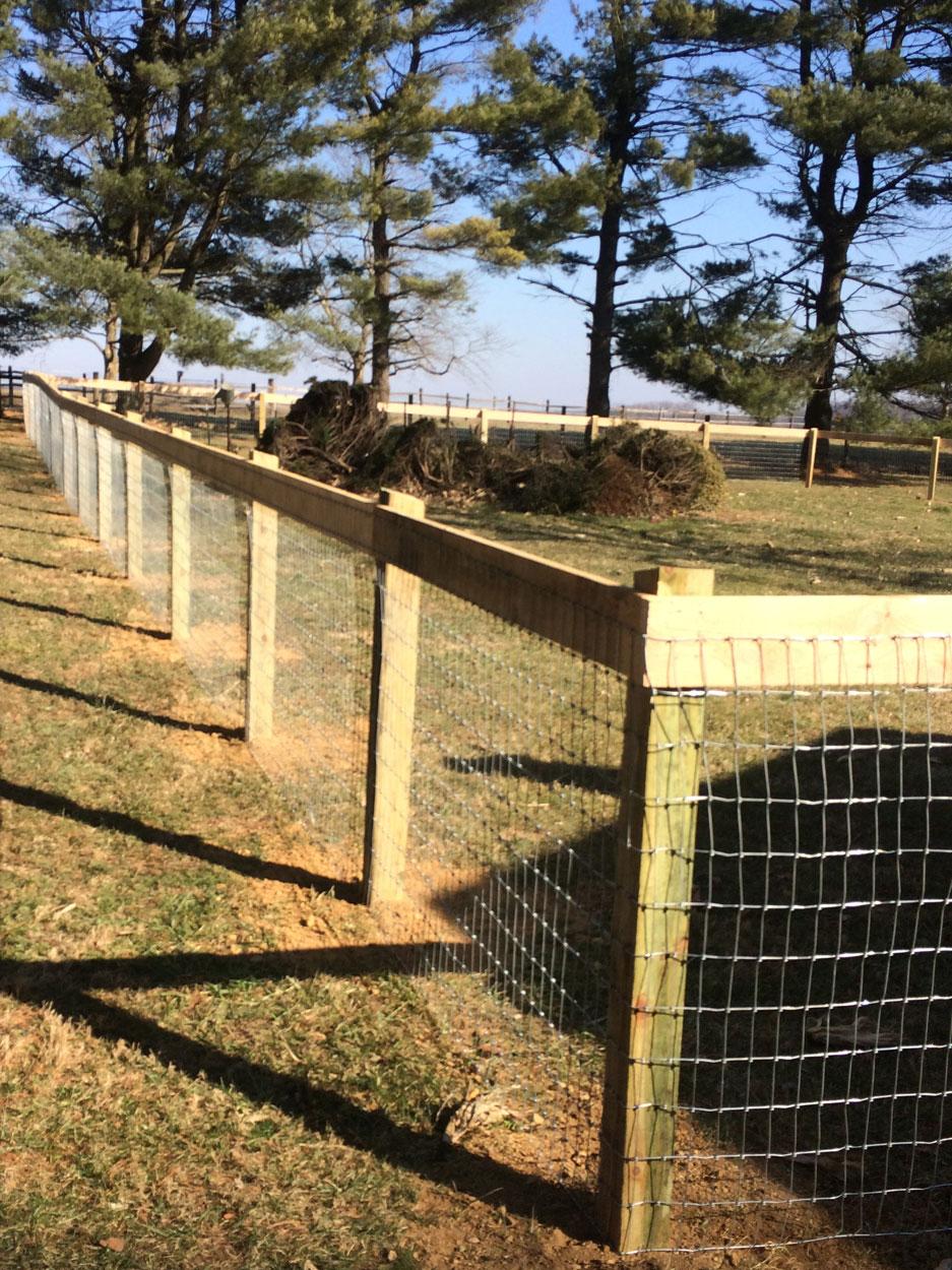 Farm Fences Chadds Ford Fence Company Inc
